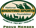 National Shooting Sports Foundation - Proud Member