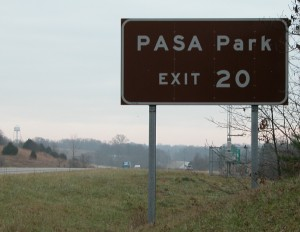 Just Exit from I-72 . . .