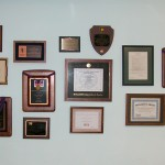 Wall of Honors