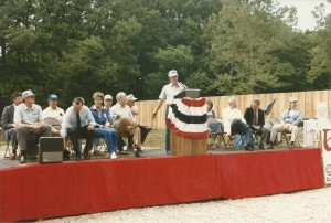 PASA Park Dedication Ceremony (1986)