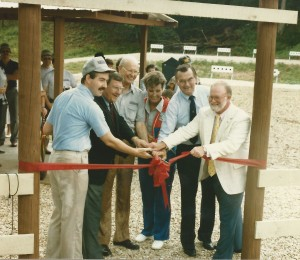 Cutting the Ribbon (1986)